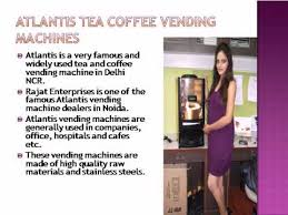 "Vending Machine Dealers In Delhi Amazing Atlantis Vending Machine Dealers Noida ""Rajat Enterprises"" YouTube"