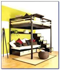 queen loft bed frame queen loft bed frame queen loft bed plans nice queen size loft