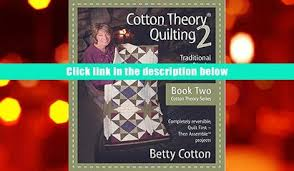 Audiobook My First Sewing Machine Book: Learn To Sew: Kids Alison ... & Read Online Cotton Theory Quilting 2: Traditional Blocks (Cotton Theory  Series) (Volume 2) Betty Adamdwight.com
