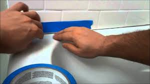 How To Re-Caulk Your Bath Tub Or Shower - YouTube