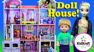 barbie wood furniture. Giant Barbie Dollhouse With 4 Stories \u0026 A Horse Stable Toy Review - YouTube Wood Furniture U