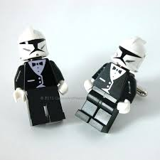 star wars groomsmen gifts clone trooper with black tuxedo figure silver gift made bricks best man star wars groomsmen gifts
