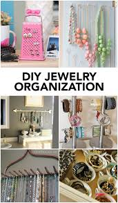 Bracelet Organizer Ideas Jewelry Organizer Ideas