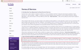 Service Twitch Meta Terms Of On Community Guidelines Album wttxqrpX4