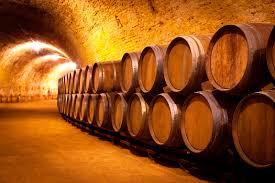 storage oak wine barrels. Modren Oak Wine Aging In Oak Barrels A Cellar With Storage