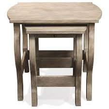 nesting end tables. Riverside Furniture JuniperNesting End Tables Nesting D
