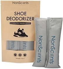 NonScents Shoe Deodorizer - Odor Eliminator ... - Amazon.com
