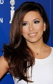 eva longoria hairstyles 2017 stylish side swept hairstyle