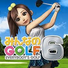 「みんなのゴルフ」の画像検索結果