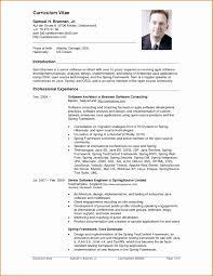 Resume Template Doc Best Of Inspiration Professional Resume Sample