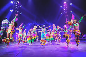 At The Universoul Circus The Audience Is Part Of The Show