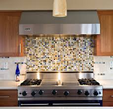 greasy or sauce laden splashes are a pain to clean off of painted walls but with a properly installed tile backsplash cleanup is a breeze glass tile is a