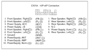 2007 yaris radio wiring diagram 2007 wiring diagrams online