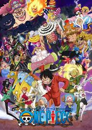 Onepiece Whole Cake Island Anime Hintergrundbilder