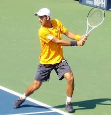 Denis shapovalov ousts idol andy murray by. Backhand Wikiwand