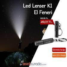 🔦Len Lenser K1 hafif,... - SİLAH VE SAVAŞ TEKNOLOJİLERİ
