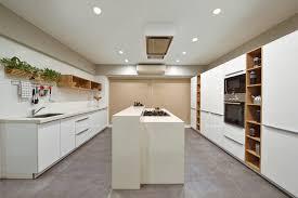 Modern Kitchen Interior Design Extraordinary AavaasThe White House Modern Kitchen Mumbai By U R Designs