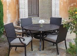 sunvilla somerset woven dining patio furniture