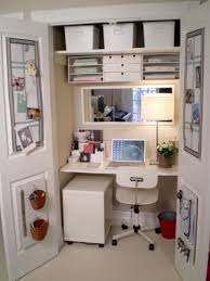 hidden home office. Classy Hidden Home Office Idea For Small Space Attractive
