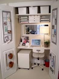 hidden home office classy hidden home office idea for small space attractive home designs baumhaus hidden home office 2 door cabinet