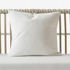 Havana White Outdoor Throw Pillow Cover 22