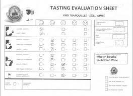 wine rating sheet the gray report the narrow range of scoring wine