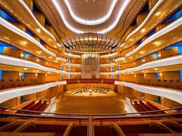 concert hall interior house