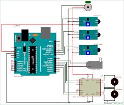 diy arduino based fire fighting robot circuit diagram arduino hydraulic elevator battery lowering at Tpv Wiring Diagram