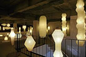 isamu noguchi lighting. Functional Art: Renowned For His Sculptures, Isamu Noguchi Brought Sculptural Sensibility To Everything Lighting S
