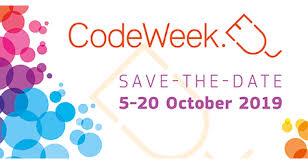 Risultati immagini per code week 2019