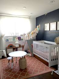 Baby Nursery : Quincy39s Navy Coral And White Nursery Project ...