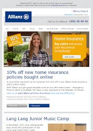 allianz is a leading general insurance provider in ireland offering home motor holiday pet insurance and other policies email is a key communications