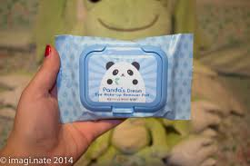 panda s dream one of my favorite makeup removers are tonymoly s eye makeup remover pads