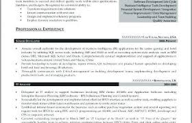 Business Intelligence Analyst Resume And Quality Assurance