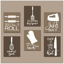 Canvas Wall Art Quotes Delectable Kitchen Quote Wall Art Funny Utensil Pictures Canvas By Quote Canvas