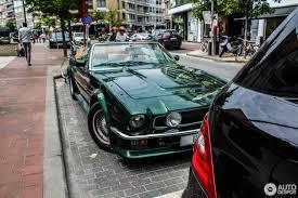 Aston Martin V8 Vantage Volante 1986-1989 - 12 September 2017 ...