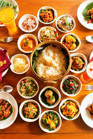 Indonesian Table Setting Indonesian Cuisine More Than A Meal My Cooking Without Borders