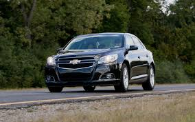 2013 Chevrolet Malibu 2.0-liter Turbo I-4: 259 hp, 260 lb-ft of Torque