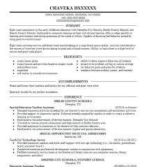 Example Resumes For Teachers | Nfcnbarroom.com