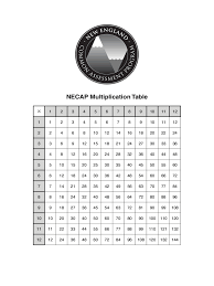 Multiplication Chart 6 Free Templates In Pdf Word Excel