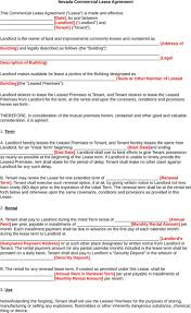 Download Nevada Rental Agreement For Free - Formtemplate