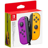 Игровой <b>контроллер Nintendo Joy</b>-<b>Con</b> Pair <b>Neon</b> Purple/<b>Neon</b> ...