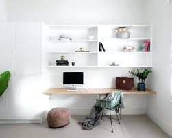 office table decoration ideas. Fine Decoration Photo Of A Mid Sized Contemporary Home Office In With White Walls Carpet  Decor Ideas Small  Rustic  Throughout Office Table Decoration Ideas