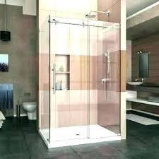 kohler corner shower base bath corner shower doors