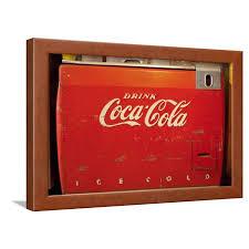 Coke Vending Machine Near Me Best Vintage Drink Coca Cola Ice Cold Coke Vending Machine Photo Poster