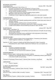 Graduate School Resume Simple Psychology Graduate School Resume Examples Canreklonecco