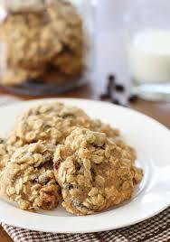 oatmeal raisin walnut cookies
