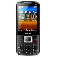 Celkon C76 (Black) : Amazon.in: Electronics
