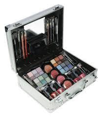 technic make up large cosmetics beauty box case gift set mac makeup kit uk