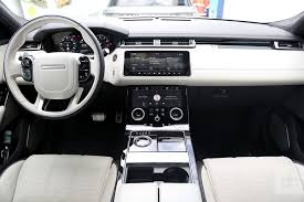 2018 land rover interior. wonderful 2018 2018 land rover range velar review for land rover interior